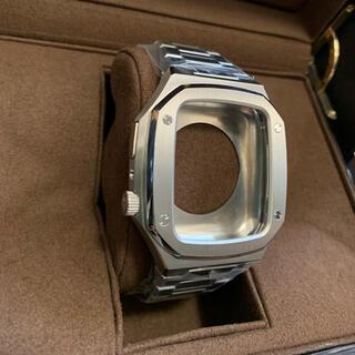 AUDEMARS PIGUET - Golden concept アップルウォッチケース シルバー 44mm