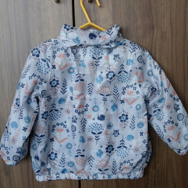 MIALY MAIL(ミアリーメール)のキッズサイズ ウィンドブレーカー キッズ/ベビー/マタニティのキッズ服女の子用(90cm~)(ジャケット/上着)の商品写真