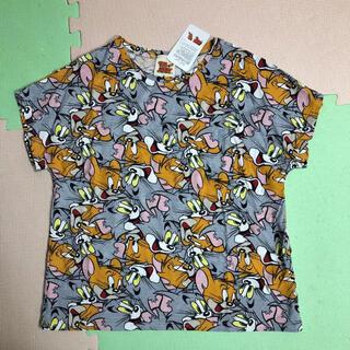 トムとジェリー Tシャツ 総柄(Tシャツ(半袖/袖なし))