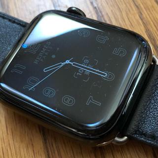 Apple Watch - Apple Watch Hermès Series5 44mm スペースブラック