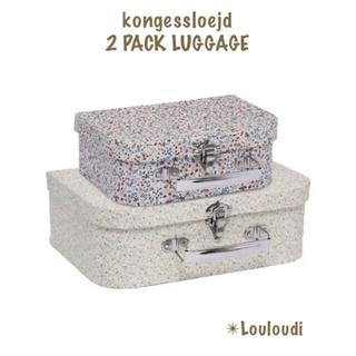 こども ビームス - ✴︎再入荷✴︎ kongessloejd ラゲージセット  ■ Louloudi