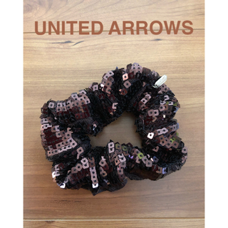 ユナイテッドアローズ(UNITED ARROWS)のUNITED ARROWS  ユナイテッドアローズ シュシュ(ヘアゴム/シュシュ)