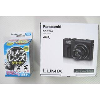 Panasonic - Lumix DC-TZ90-B ブラック + レンズクリーナー