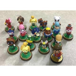 Nintendo Switch - どうぶつの森アミーボ(16体+1体)
