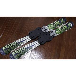 エアウォーク(AIRWALK)のAIRWALK エアウォーク ショートスキー スキー板 99cm スキーボード1(板)