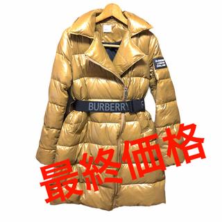 【3/15終了】dude9 ダウンジャケット コート バーバリー