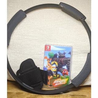 Nintendo Switch - リングフィットアドベンチャー【Nintendo Switch】