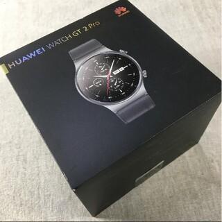 HUAWEI - HUAWEI Watch GT2 Pro スマートウォッチ