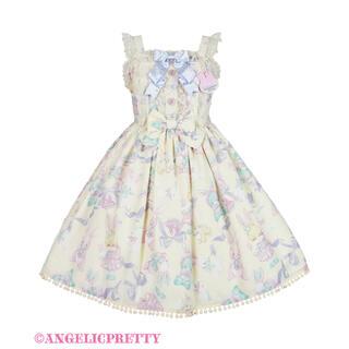Angelic Pretty - Moco moco Bunnysジャンパースカート