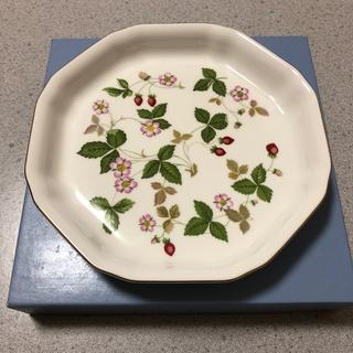WEDGWOOD - ウェッジウッド ワイルドストロベリー プレート 皿