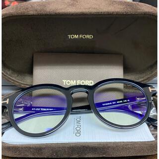 TOM FORD - TOMFORD 黒縁 メガネ TF5529-B 001 48□22
