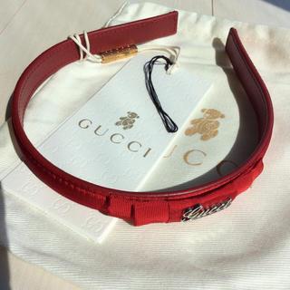グッチ(Gucci)の新品 GUCCI タグ付き カチューシャ(カチューシャ)