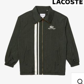 LACOSTE - 『Lacoste x Ricky Regal』 コントラストストライプジャケット