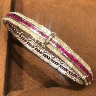 K14 ダイヤモンド ブレスレット 17.5cmくらい 総重量16.3g