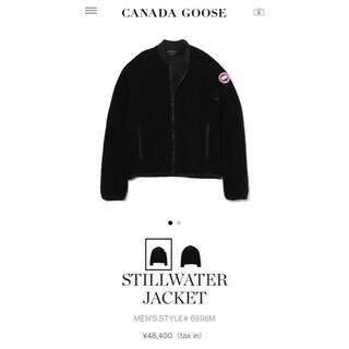 カナダグース(CANADA GOOSE)の※20時半まで特別価格です!カナダグース フリースジャケット BLACK/L(ブルゾン)