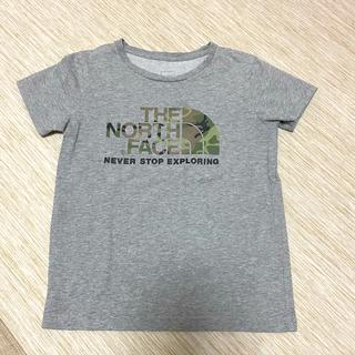 THE NORTH FACE - ノースフェイス ゴースローキャラバン Tシャツ 120cm