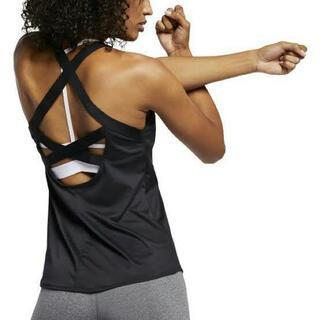NIKE - NIKE トレーニングタンクトップ women's XLサイズ