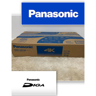 Panasonic - 【新古品】Panasonicブルーレイディスクレコーダー