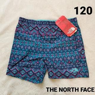 THE NORTH FACE - ノースフェイス水着 ハーフパンツ ショートパンツ 男子 女子 120 新品