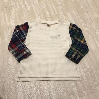 petit main - シャツ 80