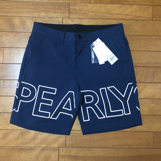 PEARLY GATES - pearly gates メンズ ショートパンツ ハーフパンツ