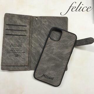 【新作】 iphone11手帳型☆ウォレットケース☆収納抜群