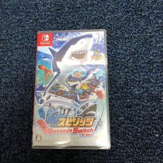釣りスピリッツ Nintendo Switchバージョン Switch