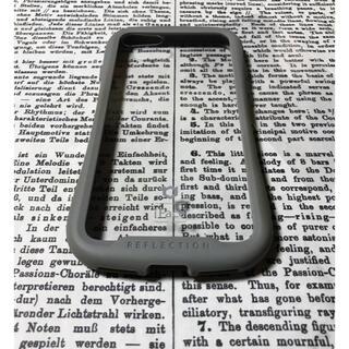 HIMMY - iFace リフレクション クリアグレー iPhone7 8 インナーシート