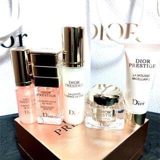 Dior - ディオール プレステージ お試し セット 5点
