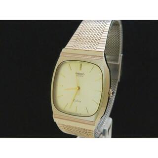 セイコー(SEIKO)のSEIKO Dolce 腕時計 タングステン ゴールド ドルチェ(腕時計(アナログ))