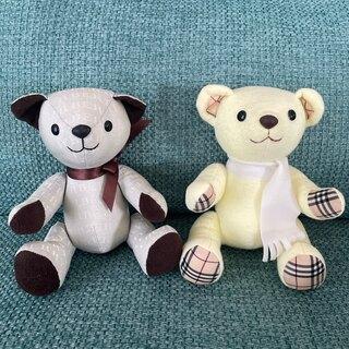 BURBERRY - ⭐️新品⭐️バーバリー ぬいぐるみ クマさん