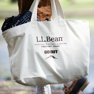 L.L.Bean - マウントレーニア OUT L.L.Bean トートバッグ