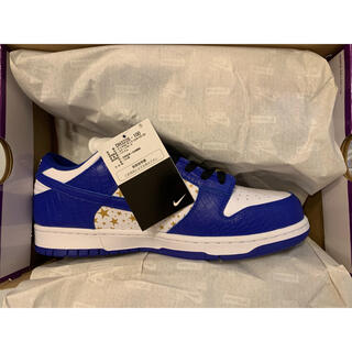 Supreme - [28cm] Nike SB × Supreme Dunk Low Blue 青