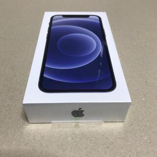 iPhone - iPhone 12 mini 64GB ブラック SIMフリー