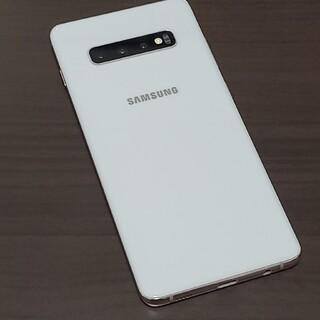 Galaxy - Galaxy S10 plus + (美品) 512gb スマホ アンドロイド