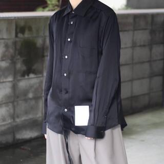 JOHN LAWRENCE SULLIVAN - SOSHIOTSUKI 20ss Ending Cutter Shirts