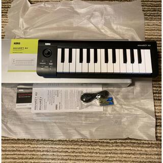 コルグ(KORG)のKORG microKEY Air  MIDIキーボード(MIDIコントローラー)