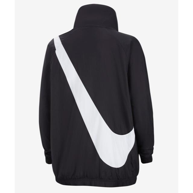 NIKE(ナイキ)の新品未使用 NIKE ビッグスウッシュ ジャケット 定価12100円  メンズのジャケット/アウター(ナイロンジャケット)の商品写真