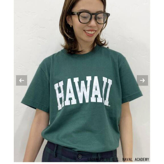 DEUXIEME CLASSE - 【GOOD ROCK SPEED/グッドロックスピード】 HAWAII Tシャツ
