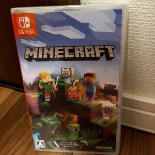 Microsoft - 「Minecraft Switch」マインクラフト 新品未開封 即日発送可