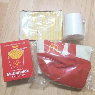 マクドナルド - マクドナルド 福袋(無料チケットなし)