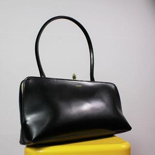 Jil Sander - Jil Sander Goji Top-Handle Leather Frame