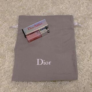 Dior - Dior 巾着袋 アディクトリップマキシマイザー