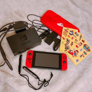 Nintendo Switch - ジャンク品 NintendoSwitch マリオオデッセイ