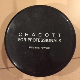 チャコット(CHACOTT)のチャコット フェイスパウダー クリアー(フェイスパウダー)