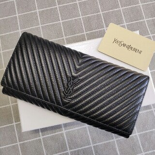 Yves Saint Laurent Beaute - ❤大人気❤さいふ❤Saint Laurent 長財布 小銭入れ 名刺入れ♥即購入