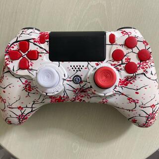 PlayStation4 - スカフ SCUF Impact cherry blossom フルカスタム