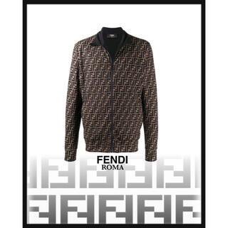 フェンディ(FENDI)のシーズンオフ価格■FENDI FFlogo jacket■(ナイロンジャケット)