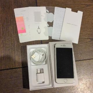 iPhone8 64gb シルバー Silver SIMフリー 美品