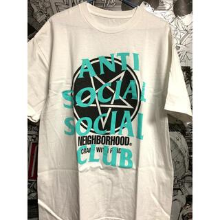 ネイバーフッド(NEIGHBORHOOD)のASSC×NEIGHBORHOOD Tシャツ Lサイズ(Tシャツ/カットソー(半袖/袖なし))